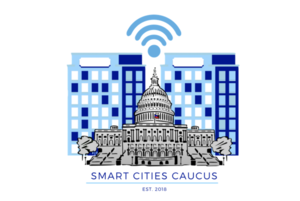The Congressional Smart Cities Caucus - Formed in 2018 in the 115th US Congress, The Congressional Smart Cities Caucus provides a place where Members of Congress can convene with stakeholders from communities to have high level discussions about smart city technologies, policies, opportunities, and challenges.