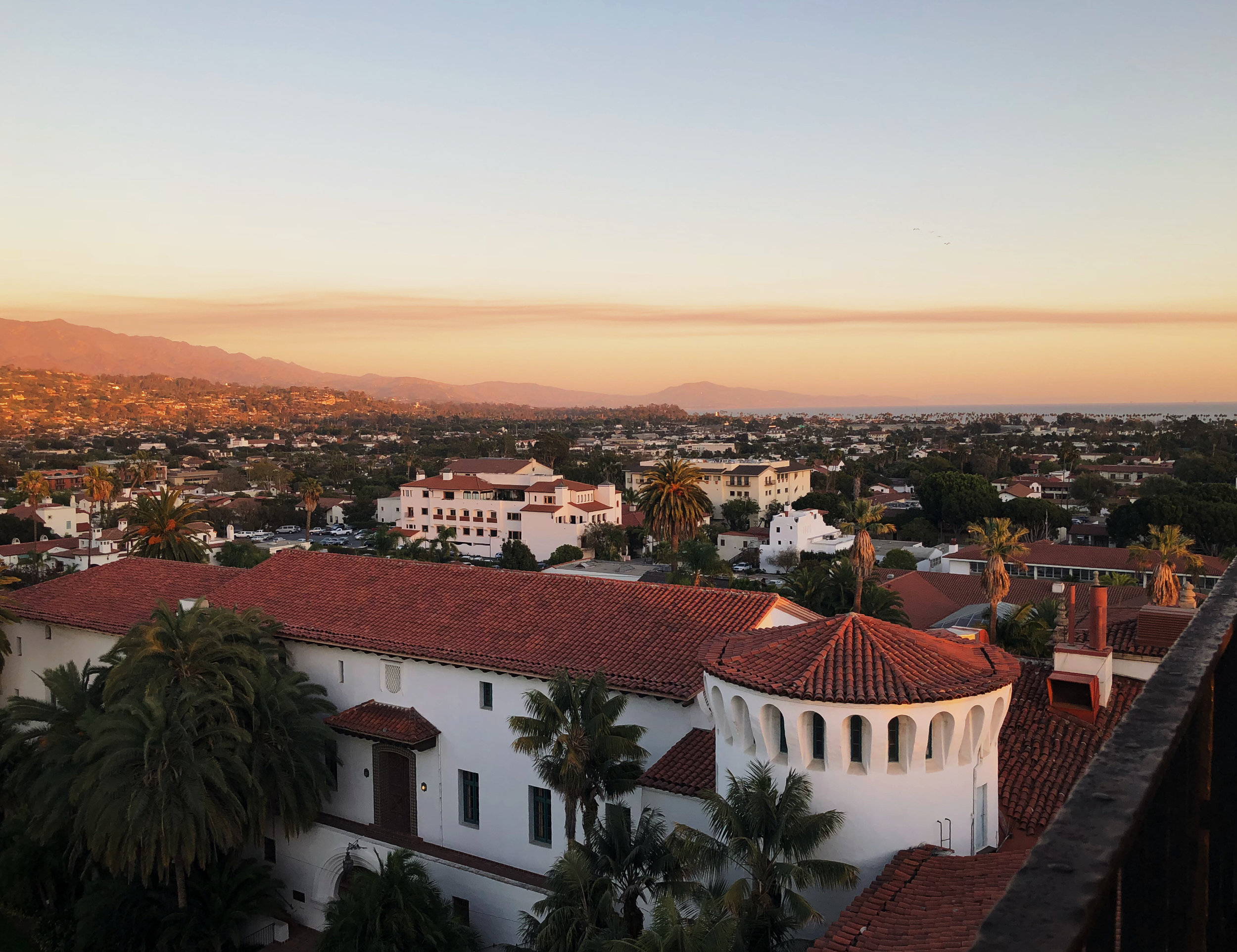 My practice - Located in beautiful downtown Santa Barbara, we are located next to cafe's, restaurants, the beach and parking.