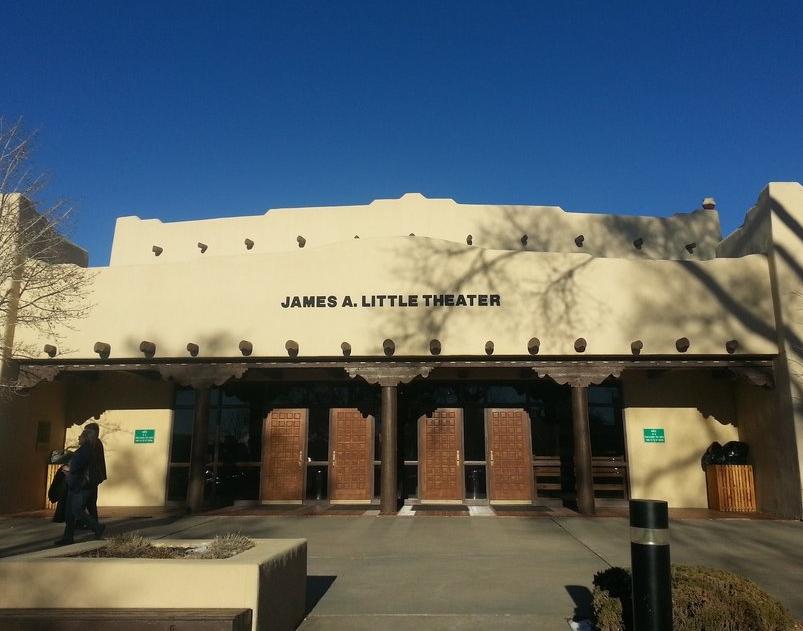 James A. Little Theater • Theatre Santa Fe