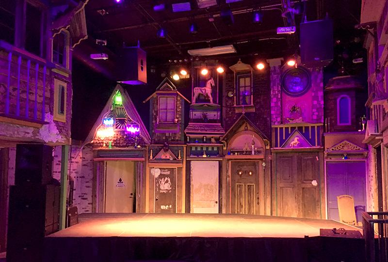Meow Wolf • Theatre Santa Fe