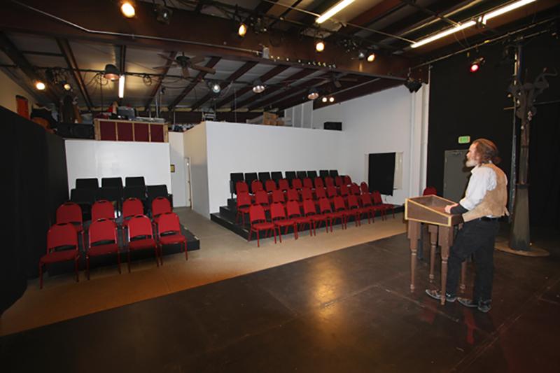 Teatro Paraguas • Theatre Santa Fe