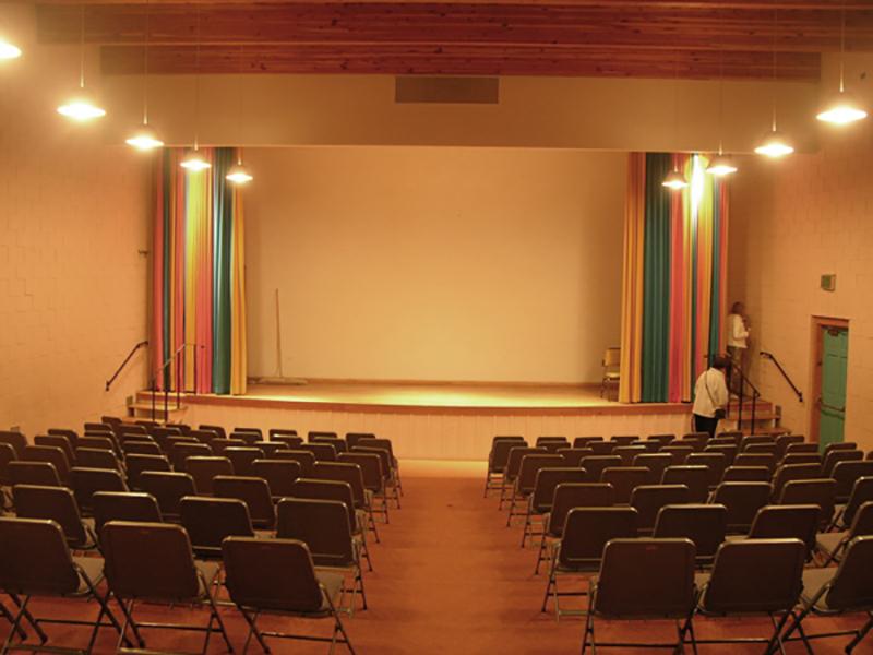 Woman's Club • Theatre Santa Fe