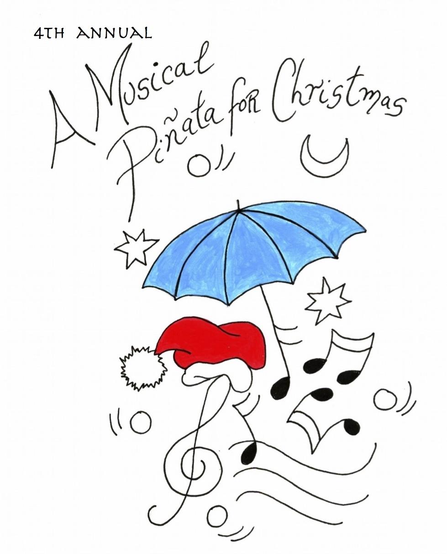 Teatro Paraguas A Musical Pinata for Christmas