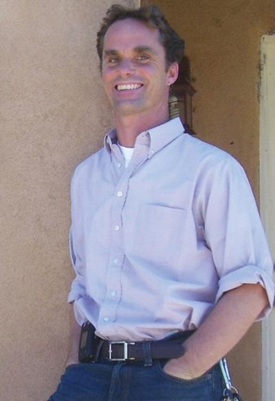 Scott Harrison at Grottesco Salon