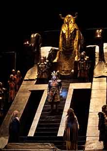 Nabucco (Verdi) at The Lensic in Santa Fe NM