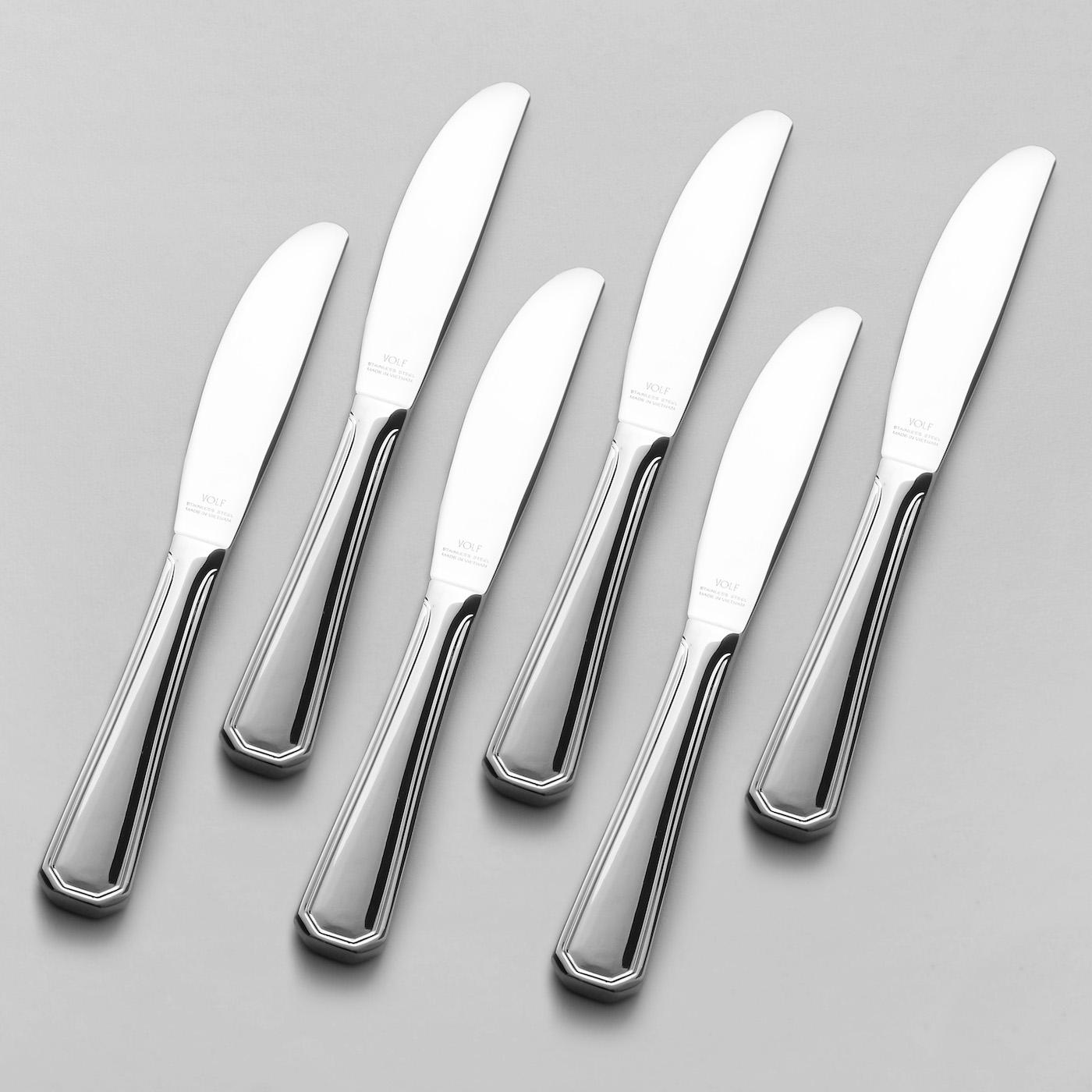 Cuchillo principal / Cuchillo entrada o postre