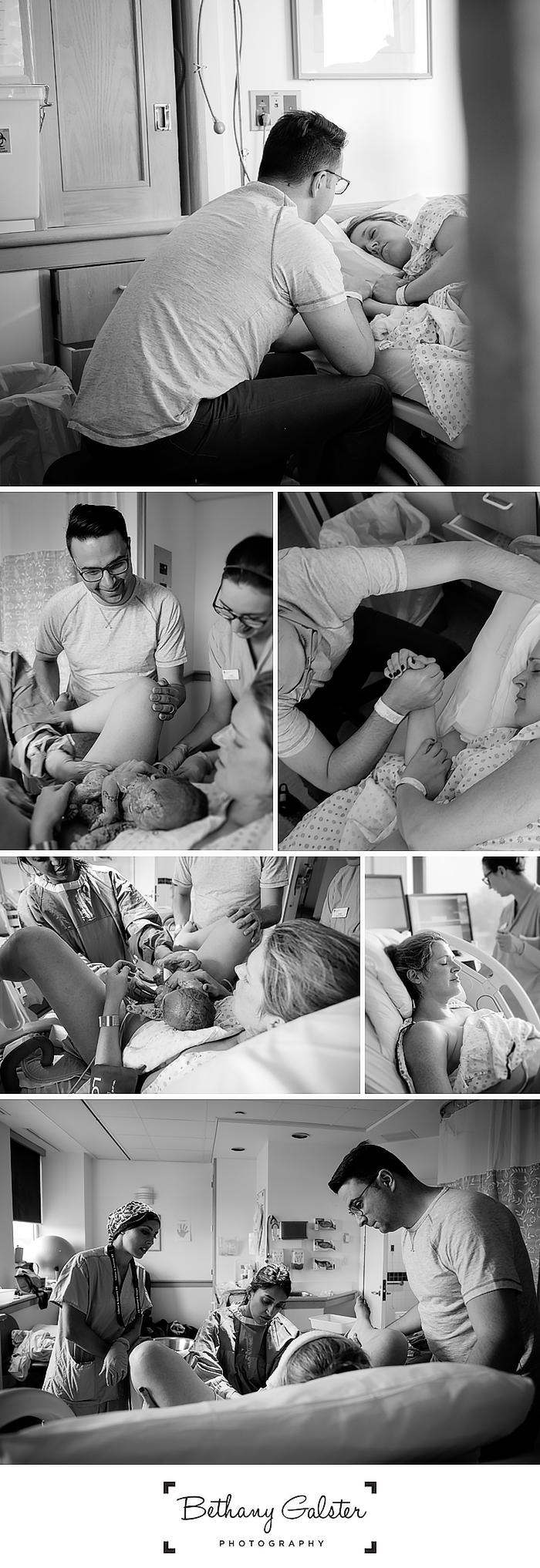 Calgary Birth Photographer