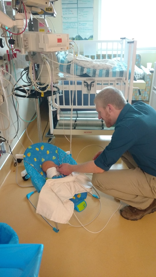 Alberta Children's Hospital NICU