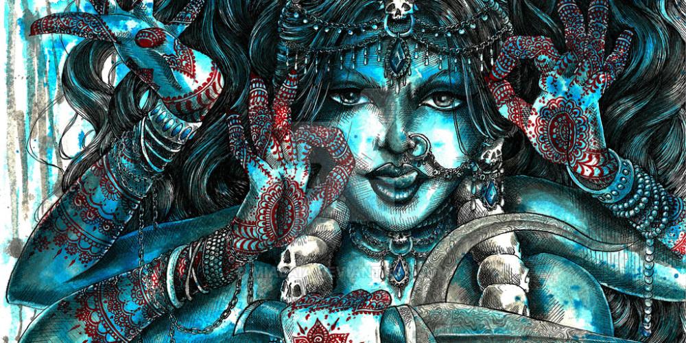 Kali by Mialaia