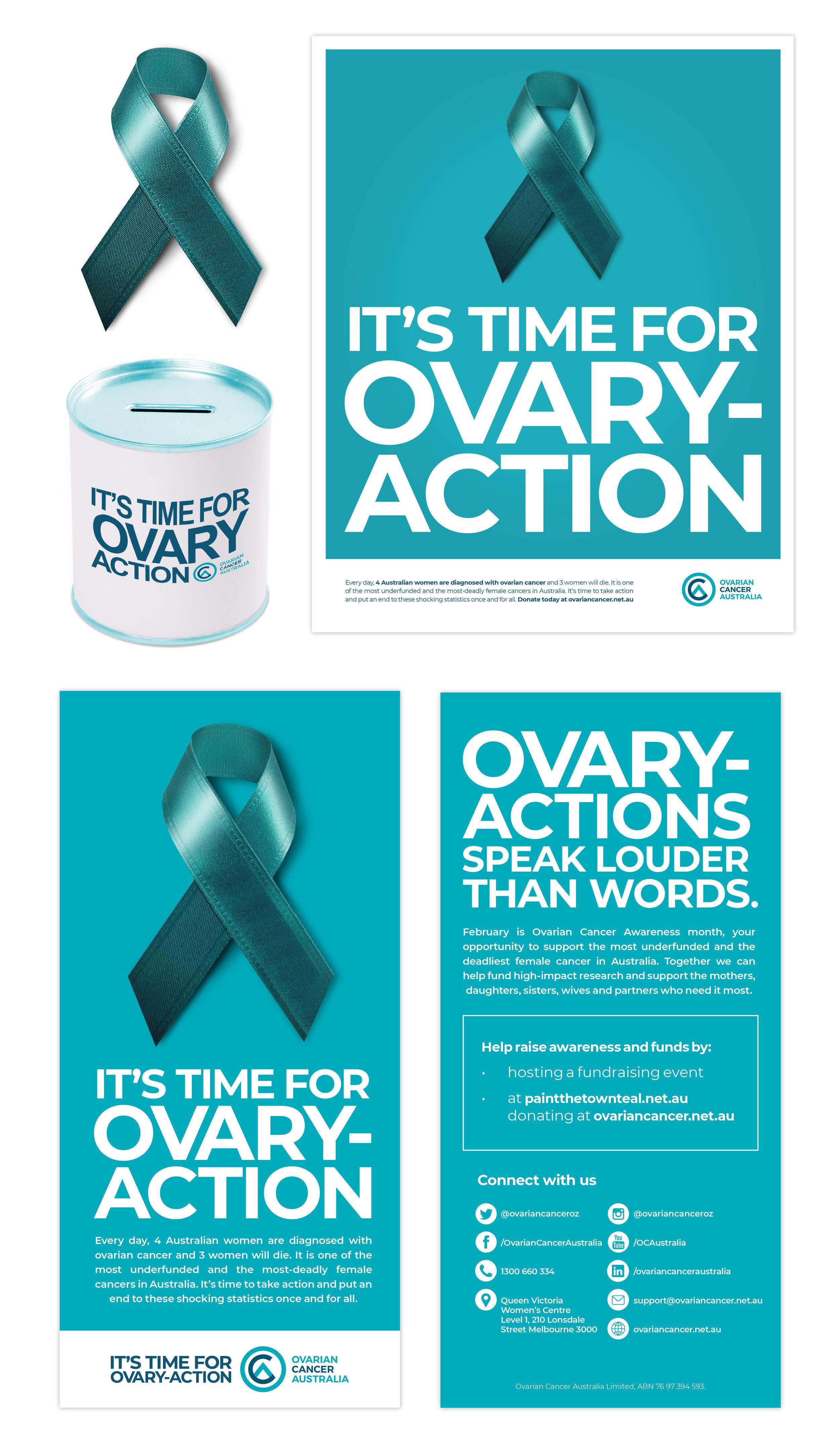 Ovarian Cancer Australia Tina Funder