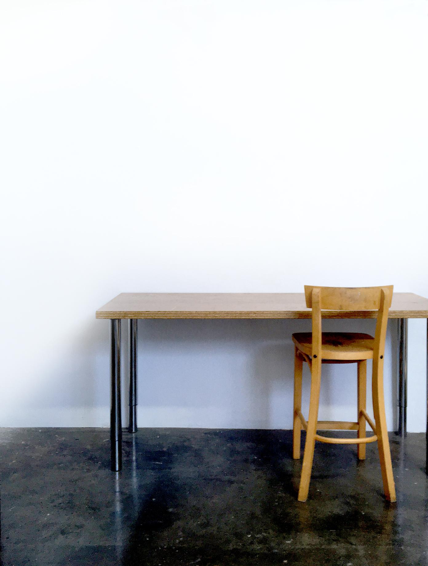 O N E + O N E + T W O  Resident Artist Work Space
