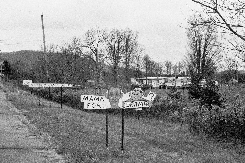 Upstate New York, Mama for Obama (2012)© Sarah Windels