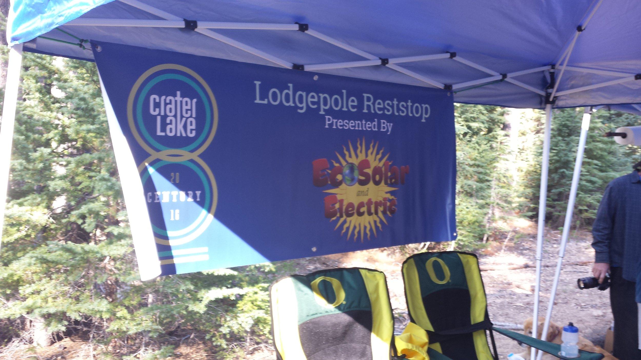 Crater Lake Sponsors