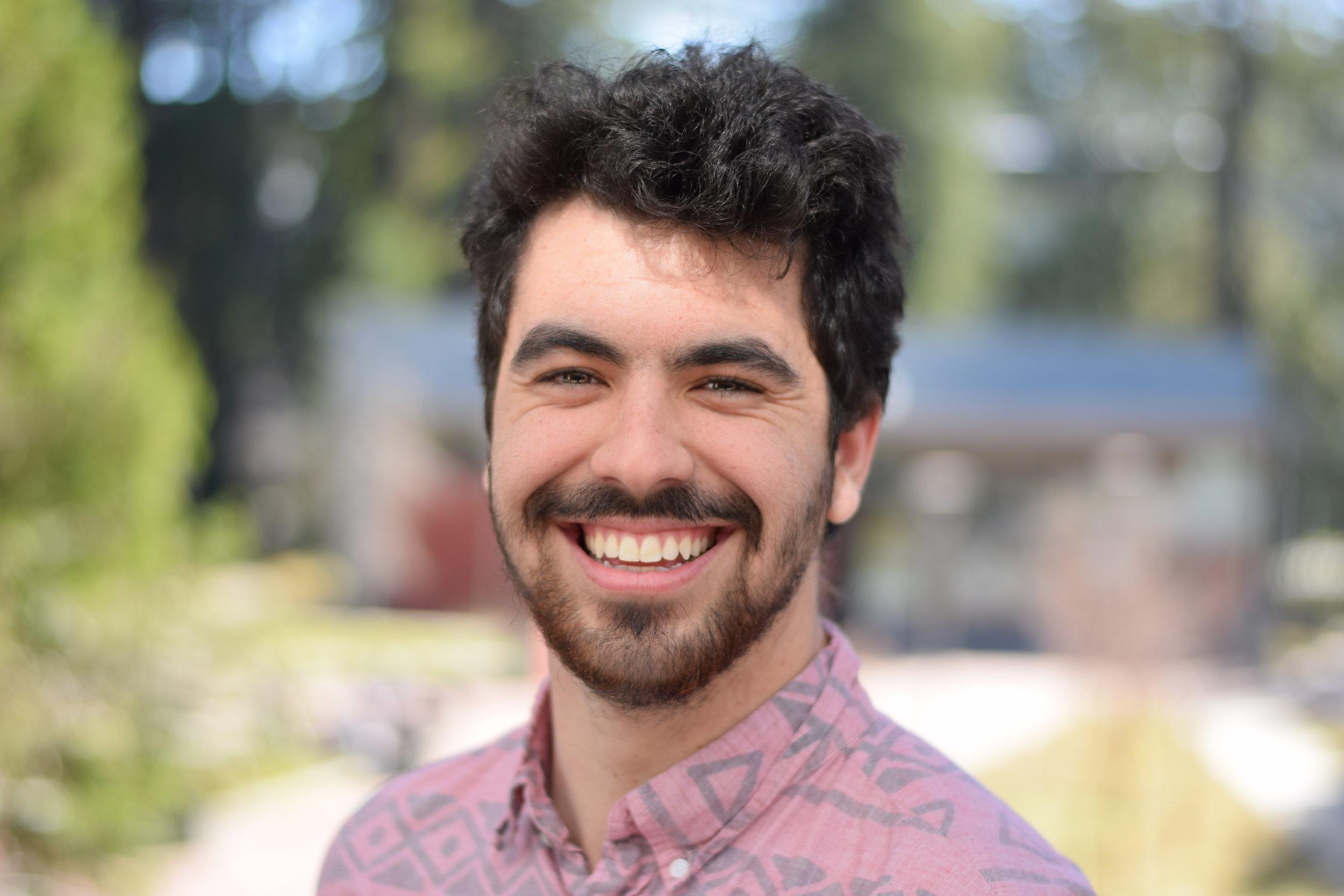 Derek Quiroz    Solar Project Lead (2016-2017)