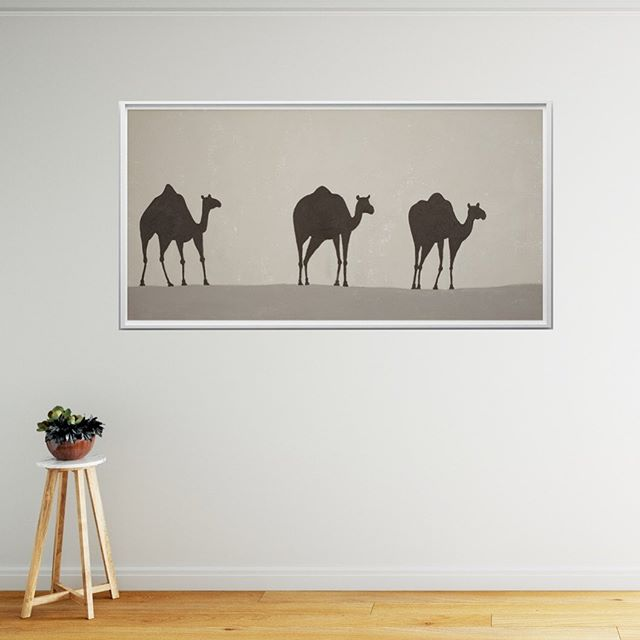 Three Camels: ⠀⠀⠀⠀⠀⠀⠀⠀⠀ . ⠀⠀⠀⠀⠀⠀⠀⠀⠀ My symbolic art engages you not only on a visual level but on a subliminal vibrational level as well. ⠀⠀⠀⠀⠀⠀⠀⠀⠀ . ⠀⠀⠀⠀⠀⠀⠀⠀⠀ This is a DIGITAL DOWNLOADABLE Print... Download in minutes . ➡️ Visit my Etsy Shop / EnergyMagicArt *LINK IN BIO . These three camels represent good luck and support in business. Camels are sturdy, strong and last the distance. This art-work embodies strong earth energy. Place in the NE, SW, West, NW and Centre. . Turn any room into a place you love, for a fraction of the cost, with this gorgeous art print. . Print at home, at your office, local print shop, photo lab or via an online service. . This artwork is 1:2 ratio and can be sized to 900mm. . . #desertcamels #camels #PrintableArt #DownloadablePrint #ModernContemporaryArt #WallDécor #DigitalDownload #HomeInteriorDécor #SymbolicWallArt #artworkoftheday#artwork #energymagicart #wallartdecor #printable #printables #minimalistart #peachtones #modernartwork #graphicartist #scandinaviandecor#homedecor #homedecorideas #homedecorations #warmcolors #interiorart #modernartist#graphicdesigner #etsyseller #etsyshop #etsylove