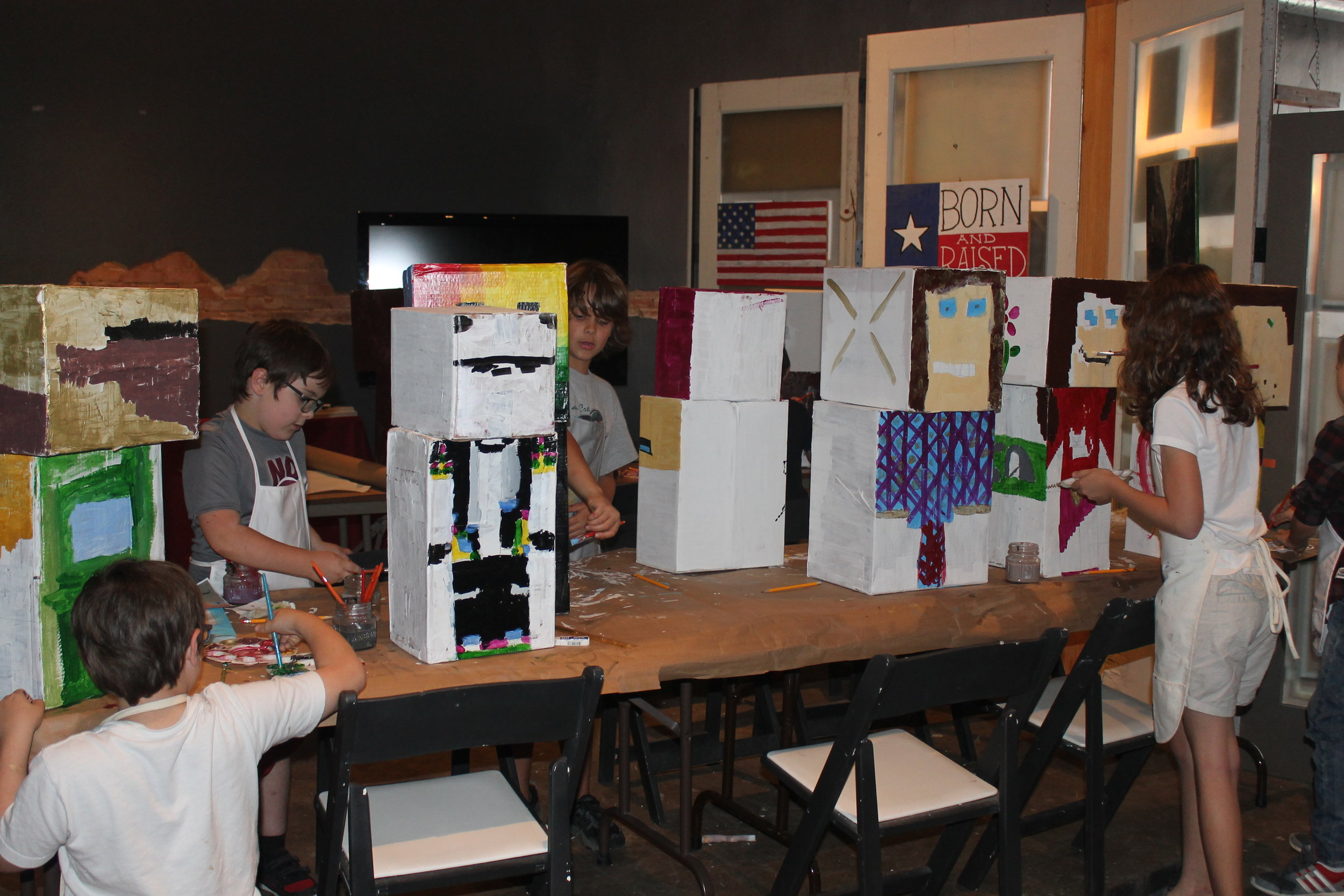 Copy of Minecraft Summer Camp
