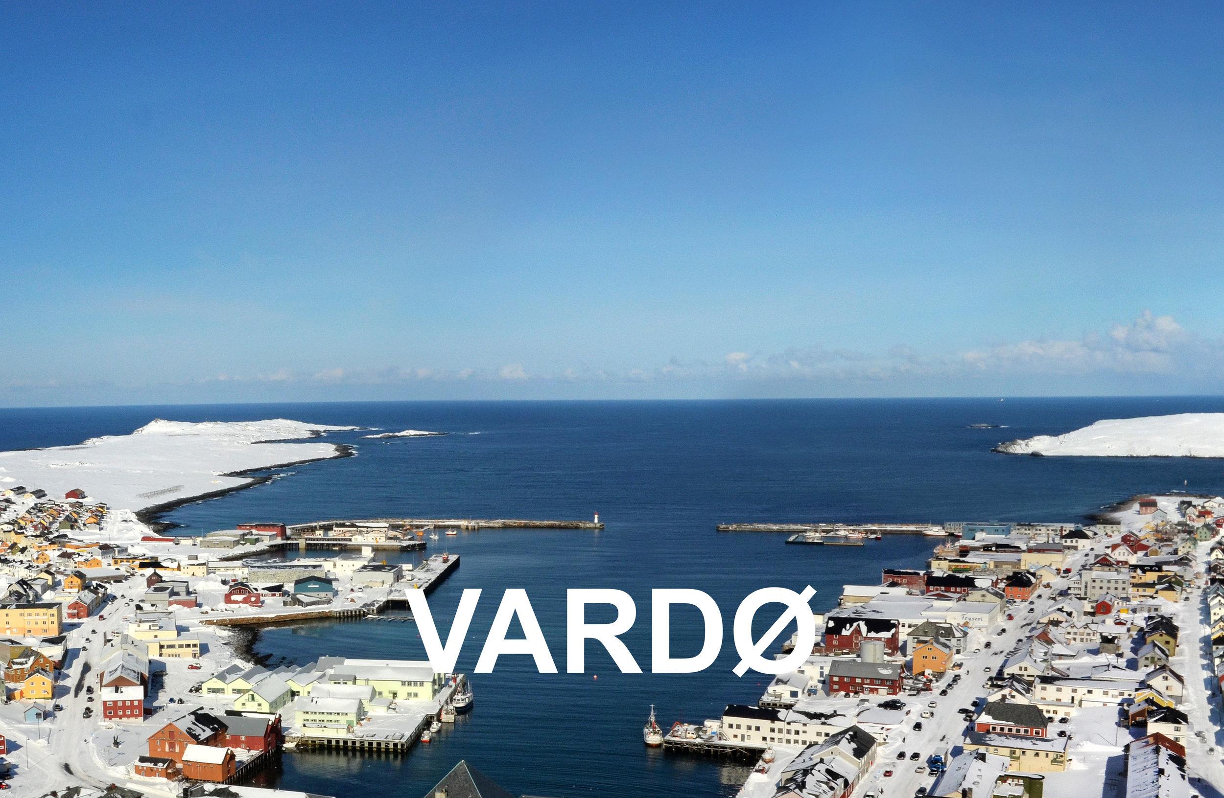 Vardø Varanger areal copyright Biotope
