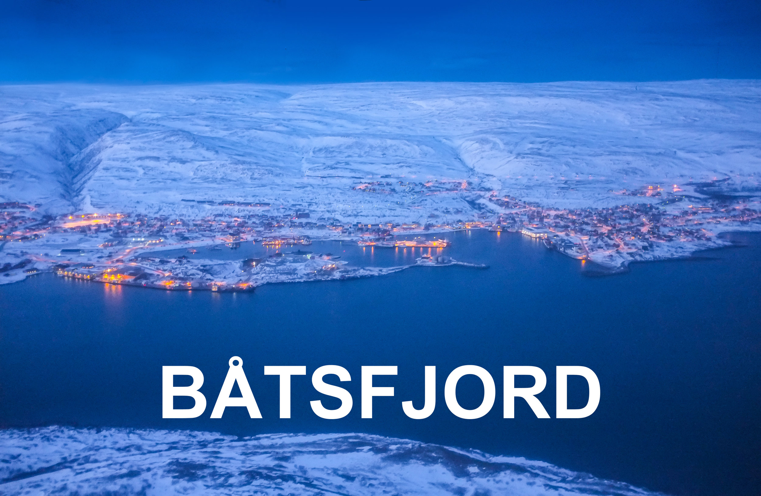 Båtsfjord Varanger areal copyright Biotope