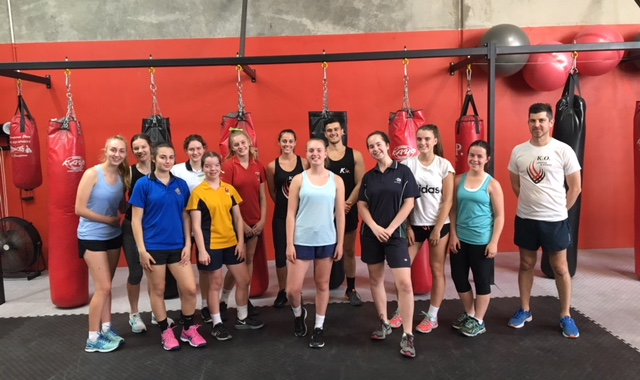 17U's KO Lifestyle & Fitness Session (March 23)