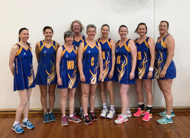 2018 NETBALL VICTORIA MASTERS