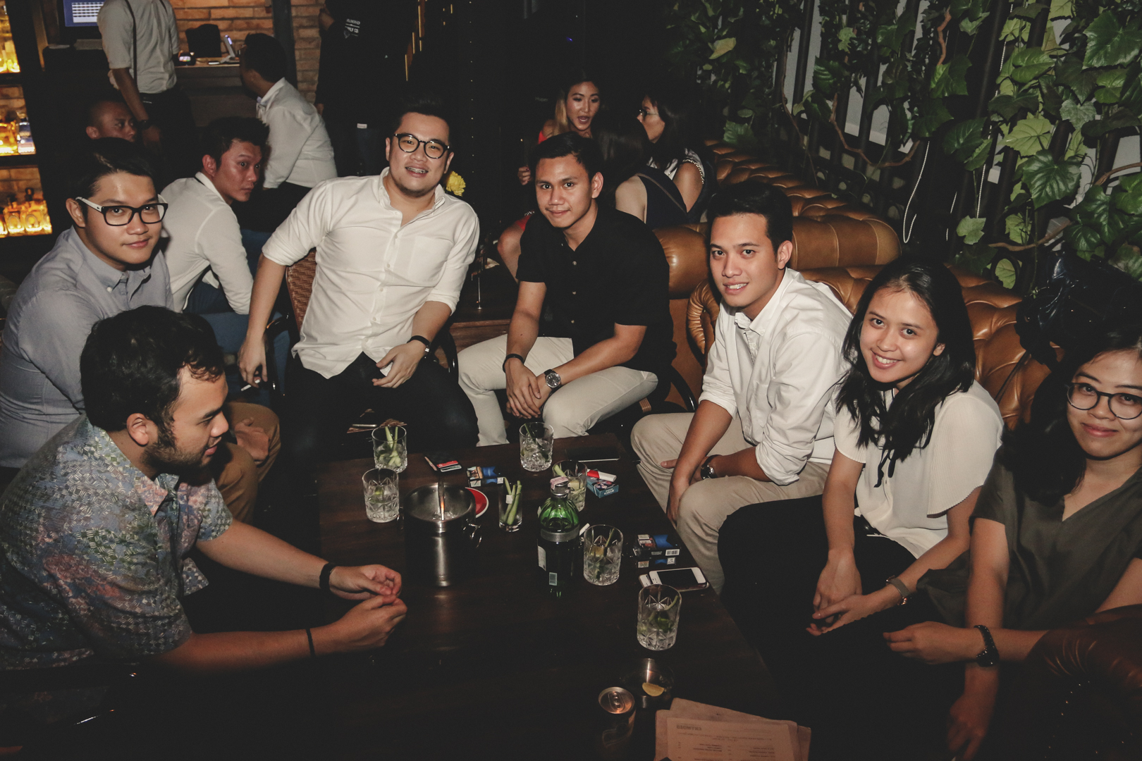 Chamber Restaurant Pacific Place Jakarta Event Speakeasy July 2016