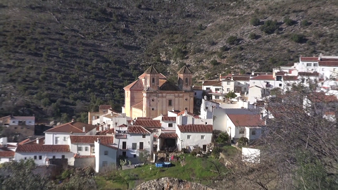 Alpandeire, Andalucia, Spain