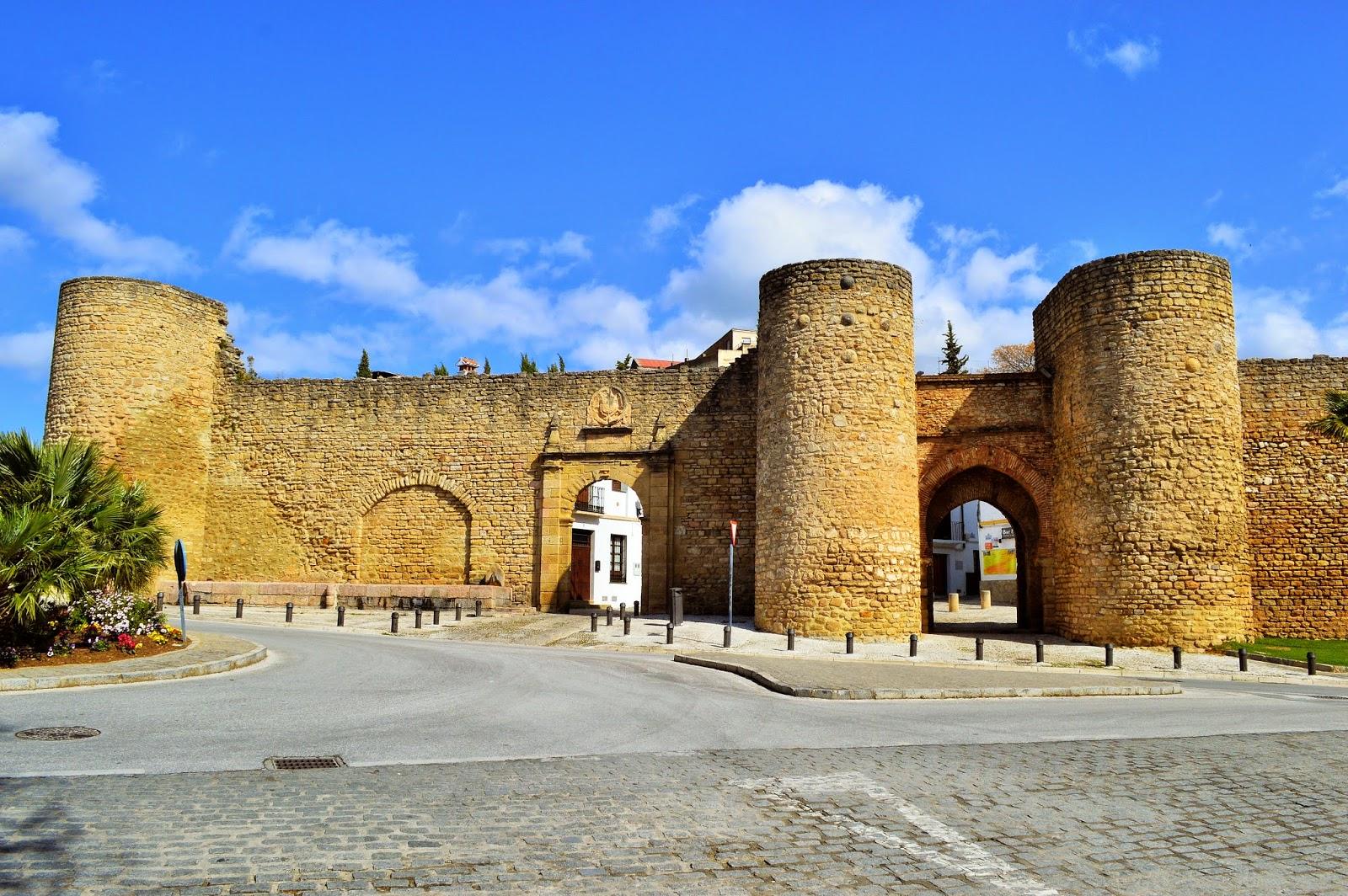 Puerta de Almocábar, Ronda, Spain