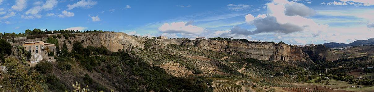 Bodega Descalzos Viejos, Ronda, Spain