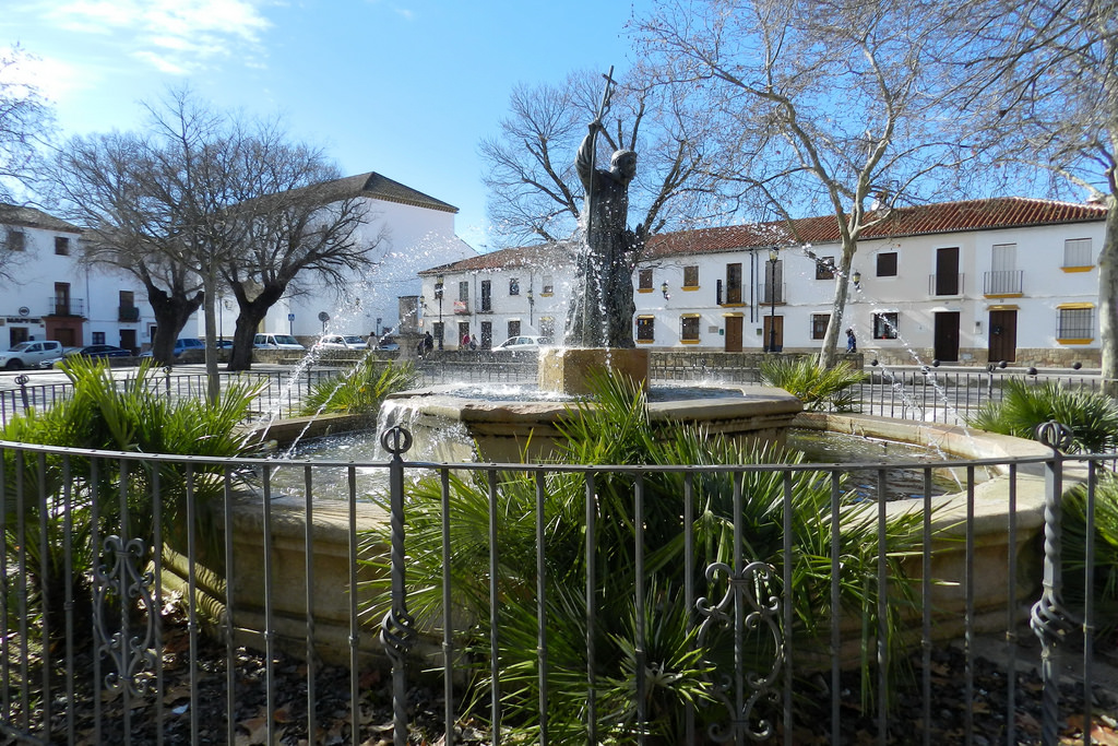Plaza Rueda de Alameda, Ronda, Spain