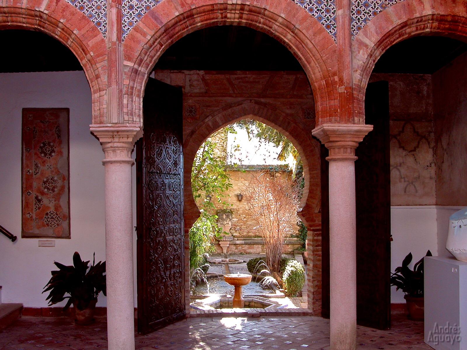 Places to visit from luxury villa rental in Ronda: La Cazalla