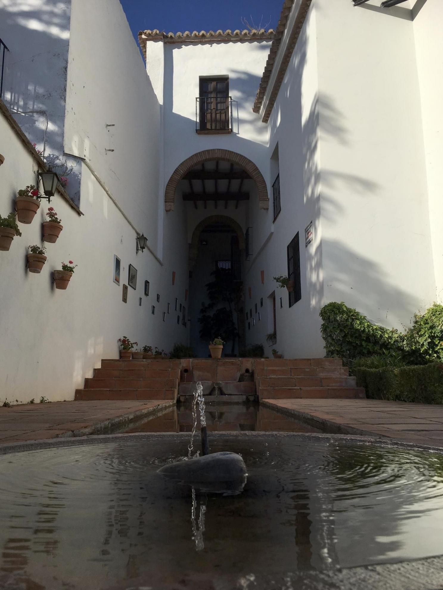 Places to visit from luxury villa rental in Ronda, Spain: La Cazalla