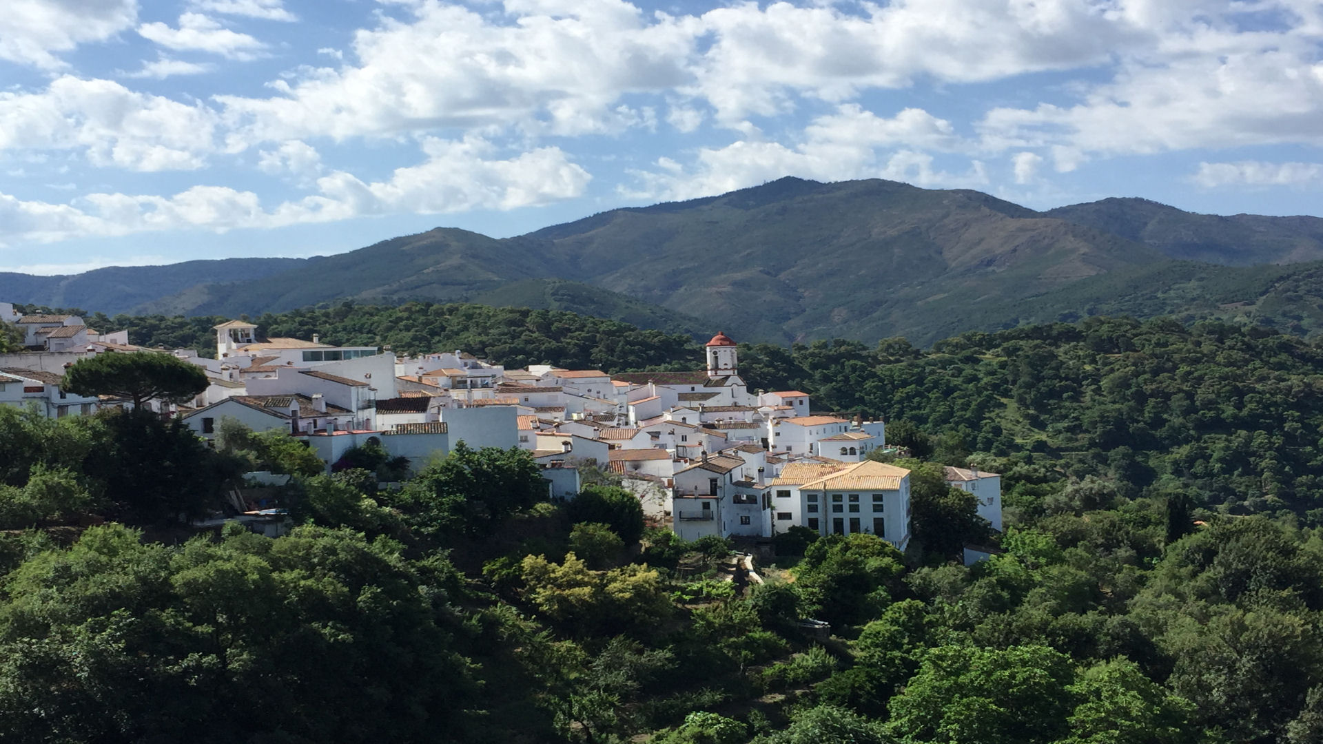Genalguacil - a short drive from luxury villa rental in Ronda, Spain