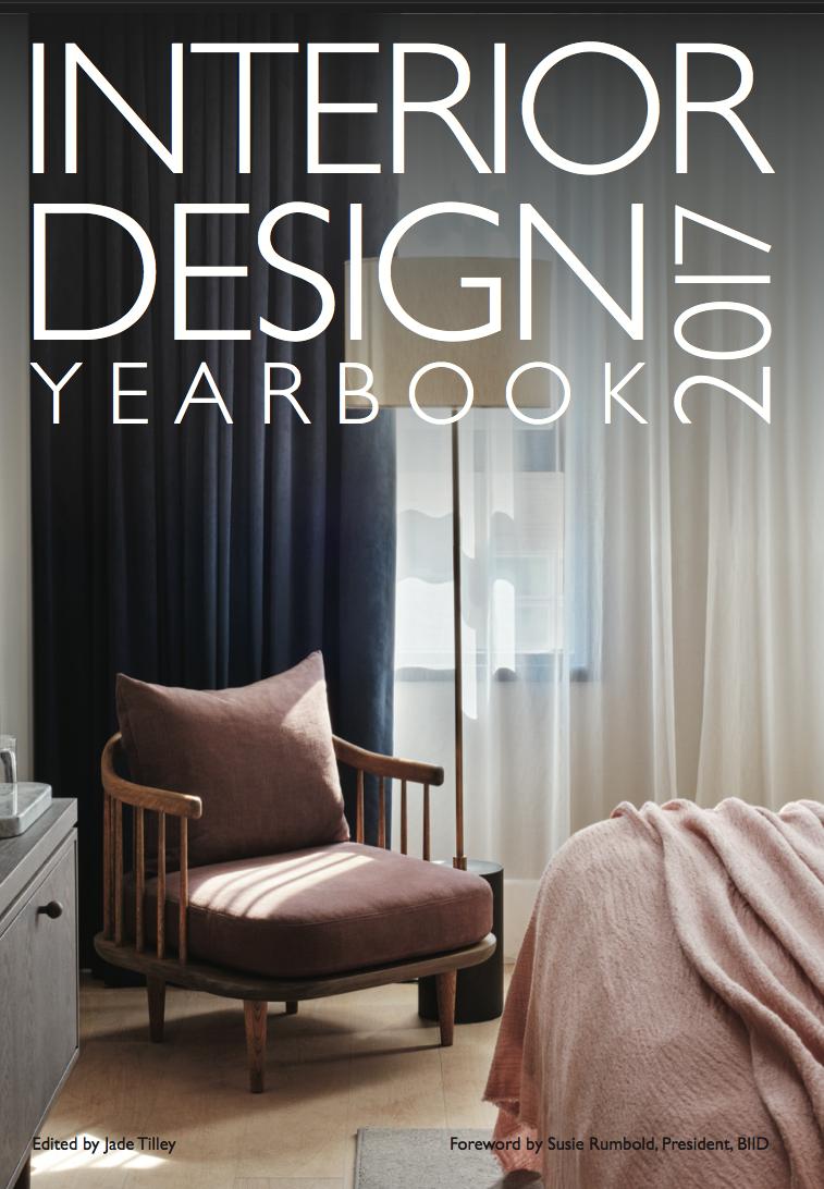 Interior Design Yearbook 2017 - Editorial