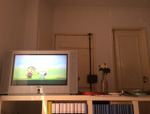 Saturday and Sunday Morning cartoons in Portuguese