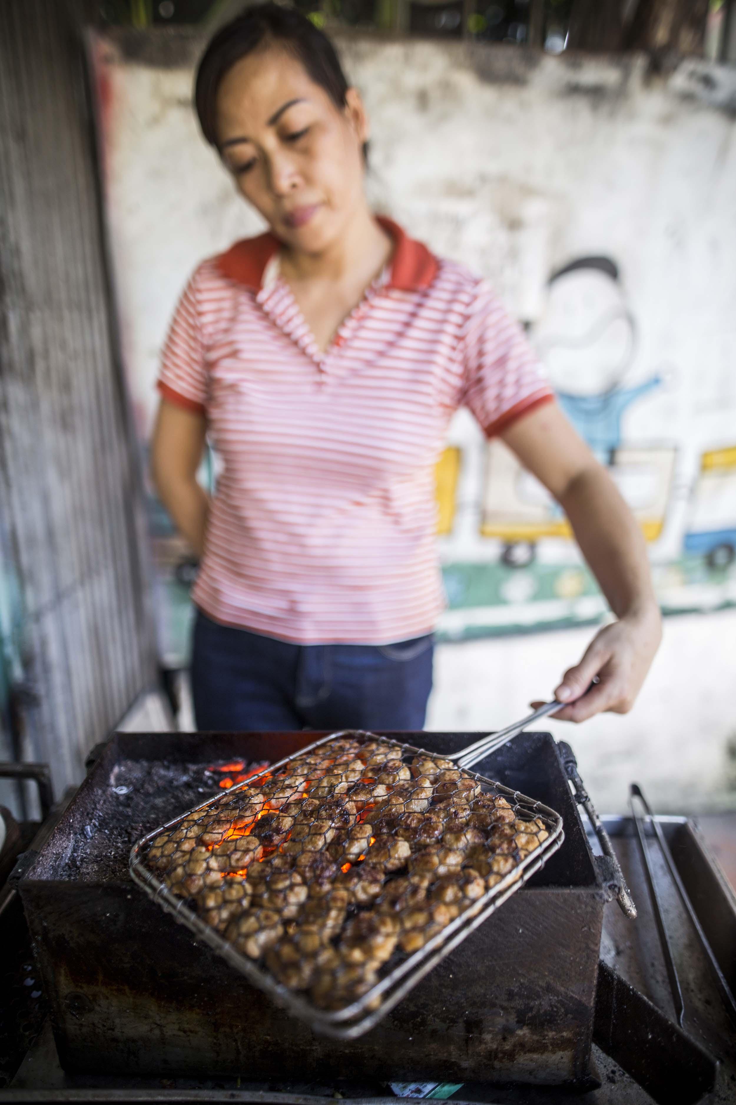 Bun Cha Shop | Hanoi