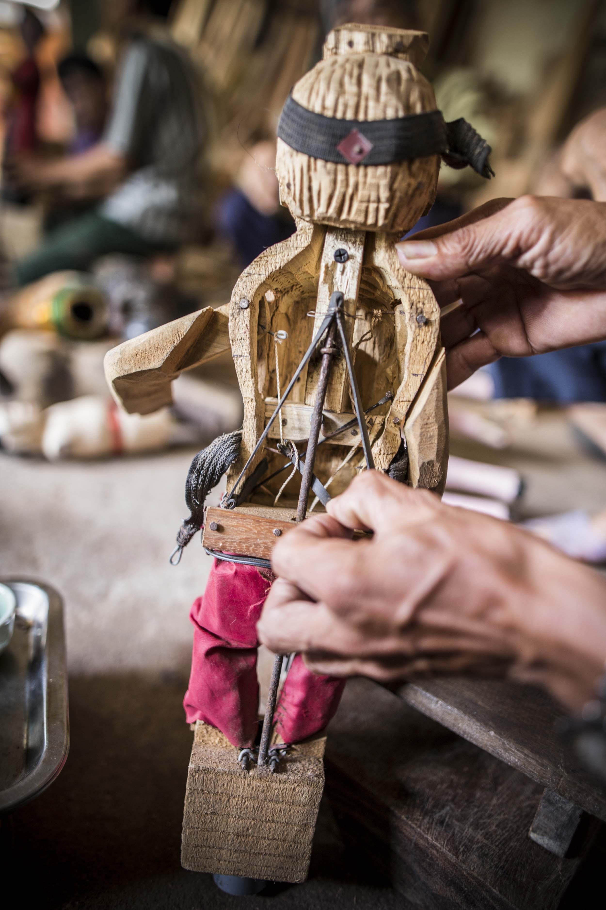 Water Puppet Village