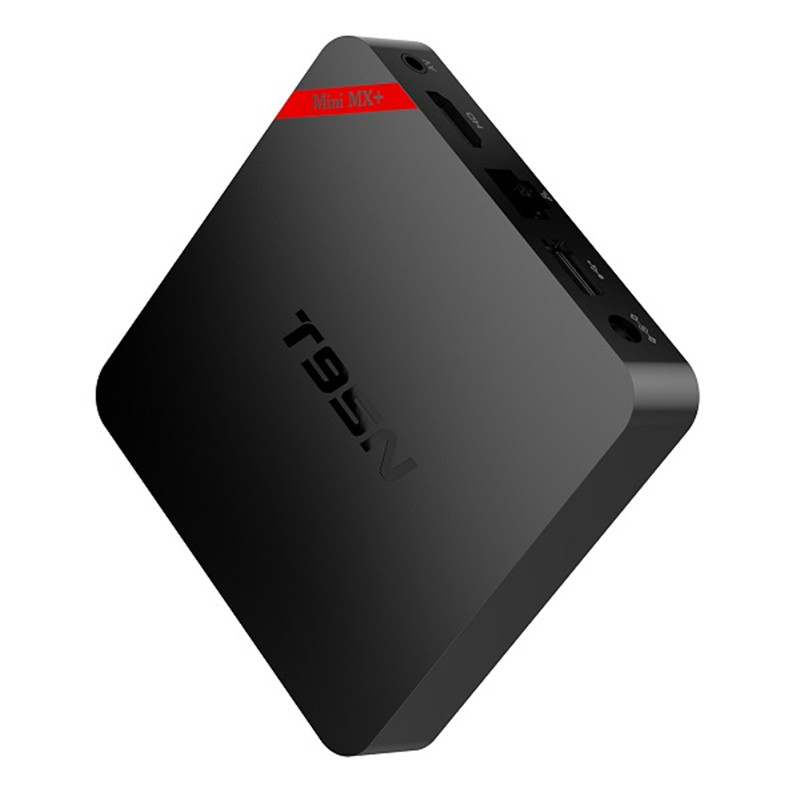 T95N-Mini MX+ S905X 1G 8G android6.0 TV box