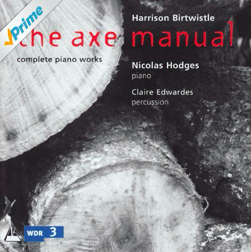 Claire Edwardes & Nicolas Hodges - The Axe Manual
