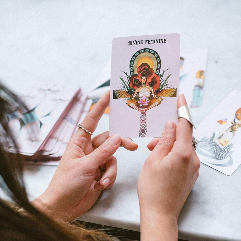 Tarot Vision -
