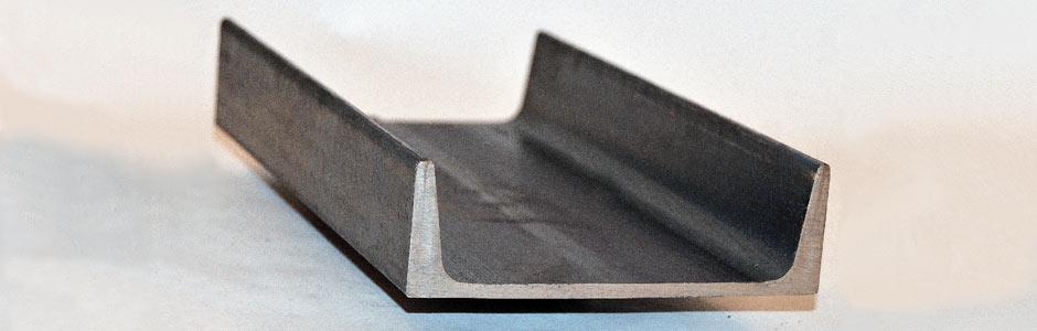 C-kanal stål med rette yttervegger. Ikke et bilde av mitt arbeidsstykke ;)