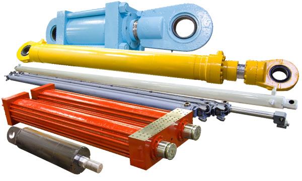 Hydrauliske sylindre (Hydraulic actuators)