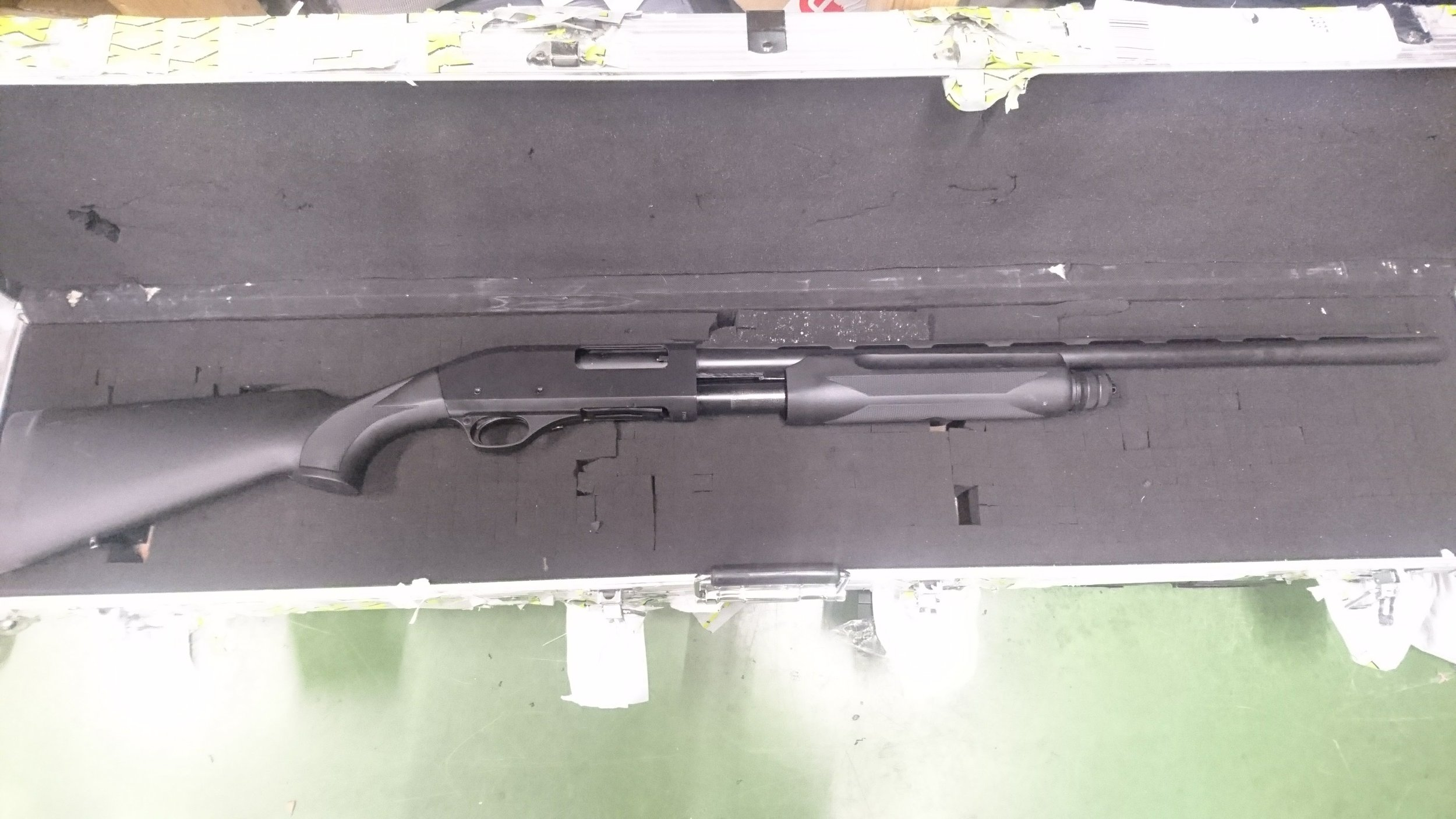 Weatherby PA-08 Synthetic
