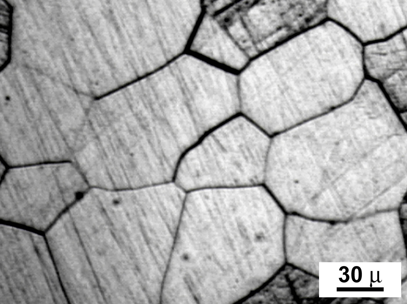 Med mikrostruktur menes en struktur som kun kan observeres med mikroskop.