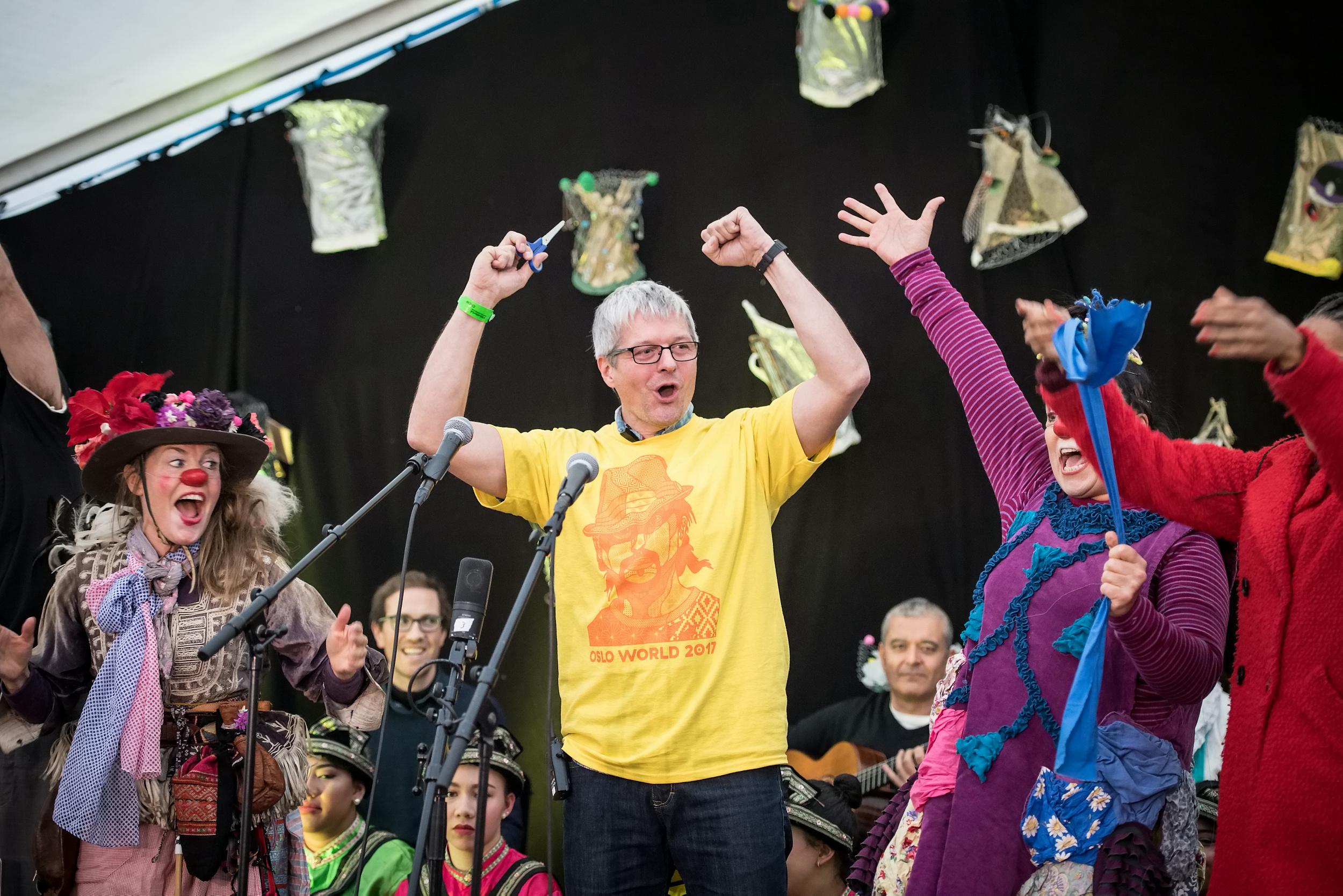 Foto: Lars Opstad / Kulturtanken