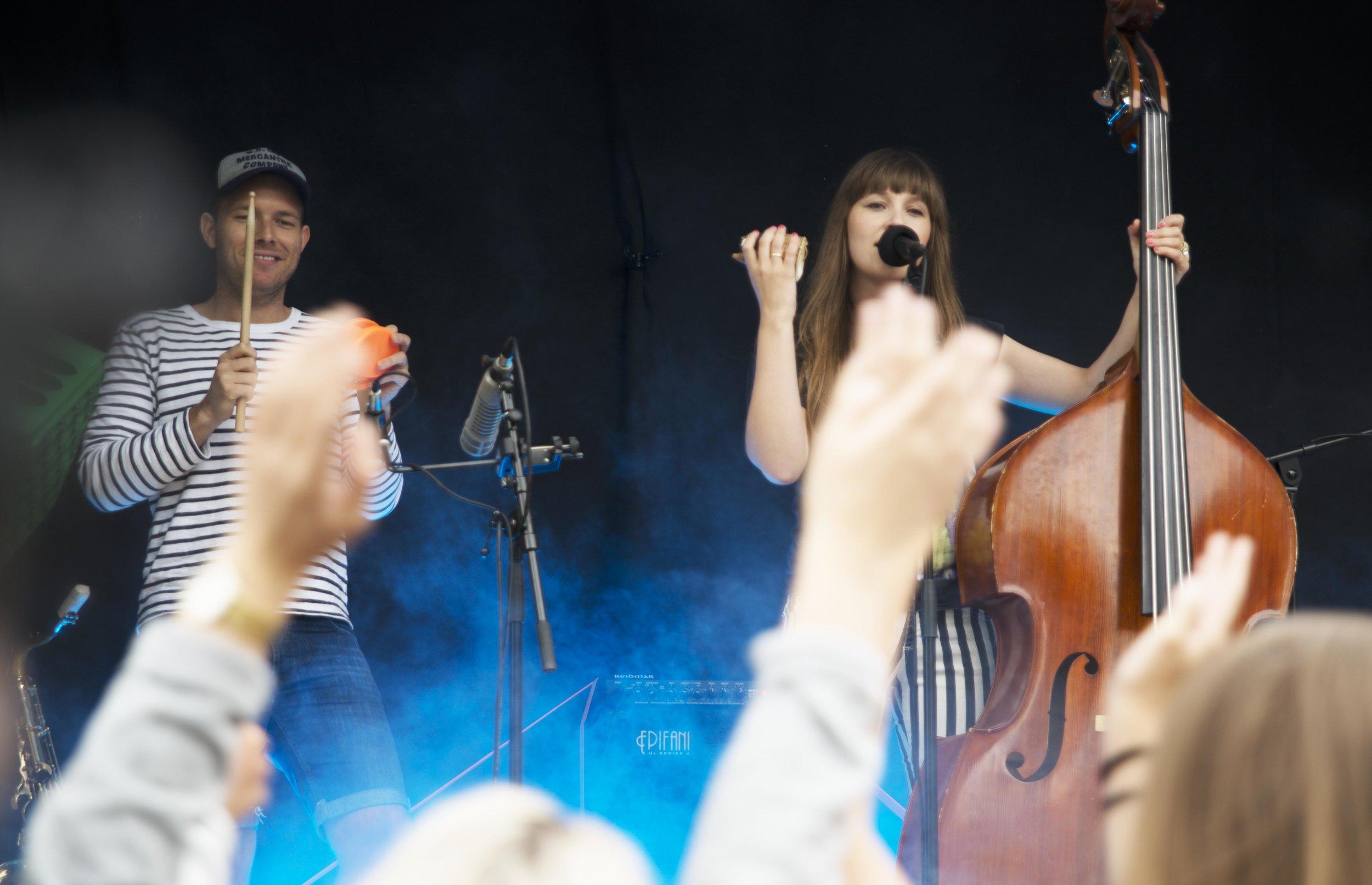 Pixel på turné i Akershus og Østfold