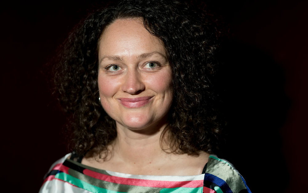 Ansvarlig for litteratur i Kulturtanken, Kristin Stoltz Thomassen.