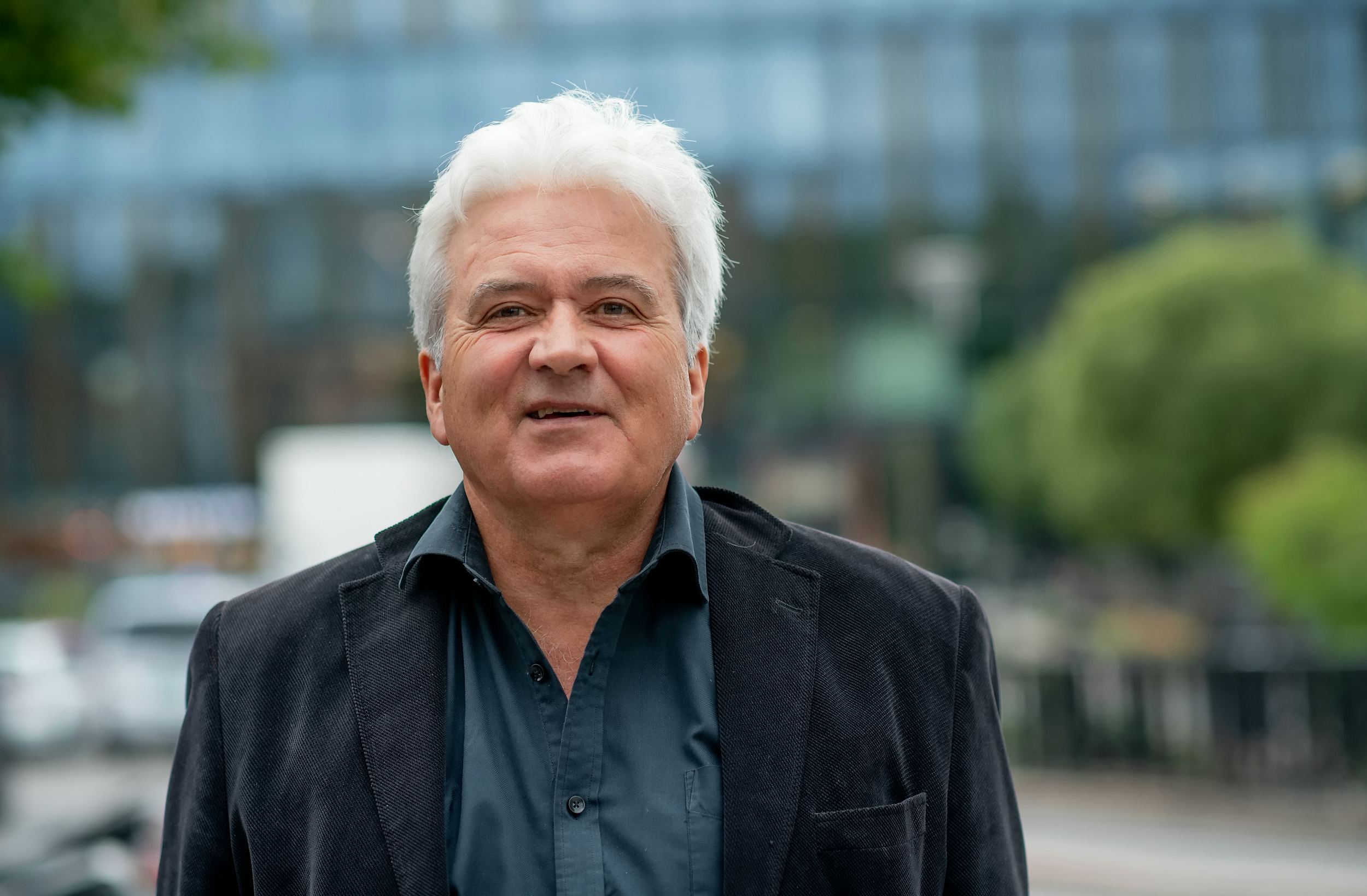 Harry Guttormsen er ny fagansvarlig for film i Kulturtanken. Foto: Lars Opstad