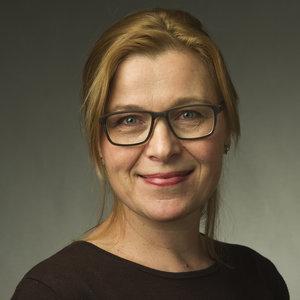 Lise Lundh, prosjektleder for Art in Education. Foto: Terje Skåre