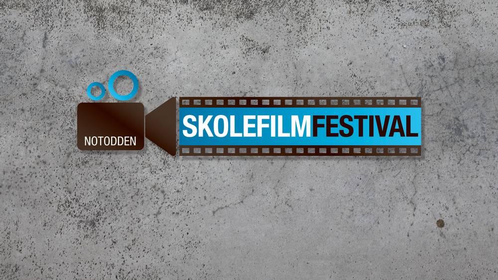 Festivallogoen er designet av en skoleelev fra Notodden