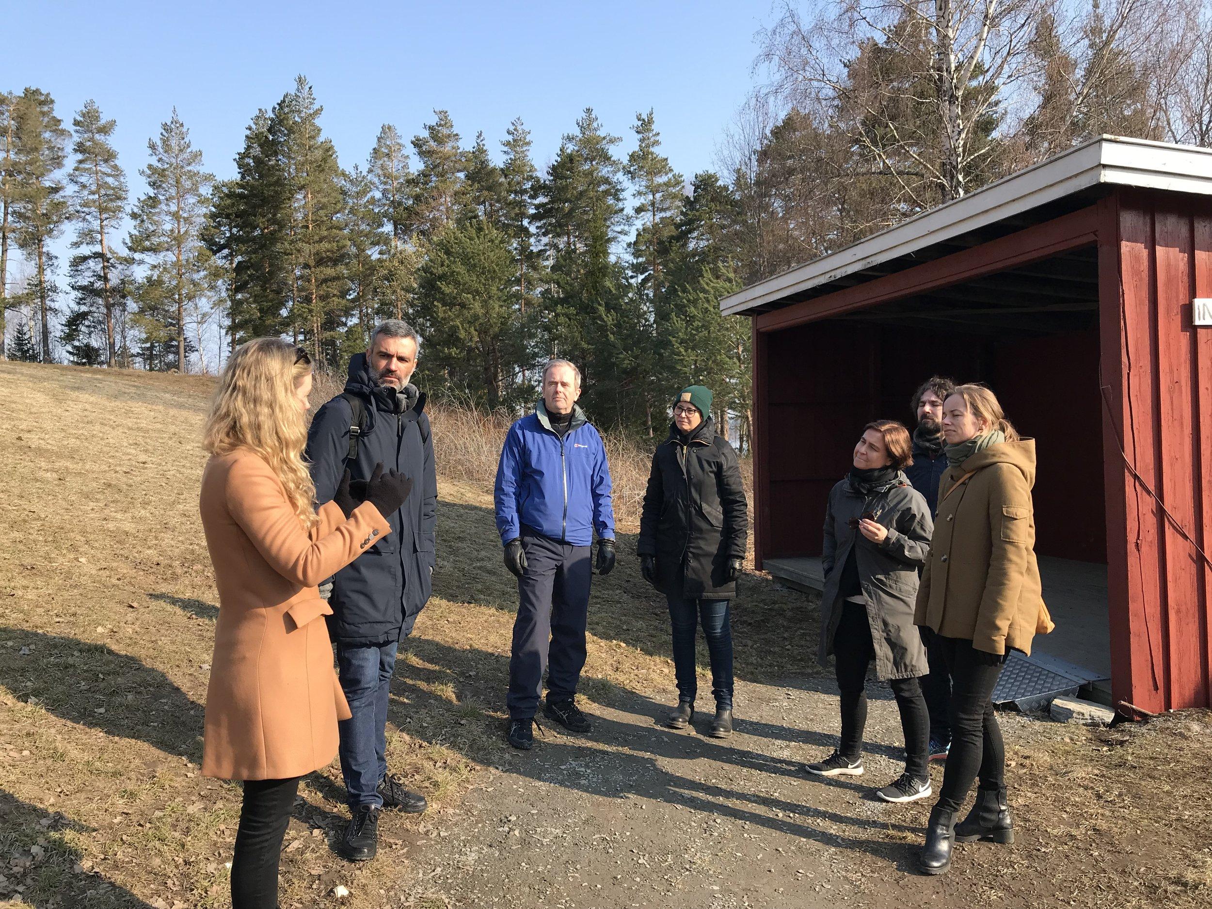 """Utøya har en lang historie, som er samlet i """"Arbeidsmiljølåven"""""""